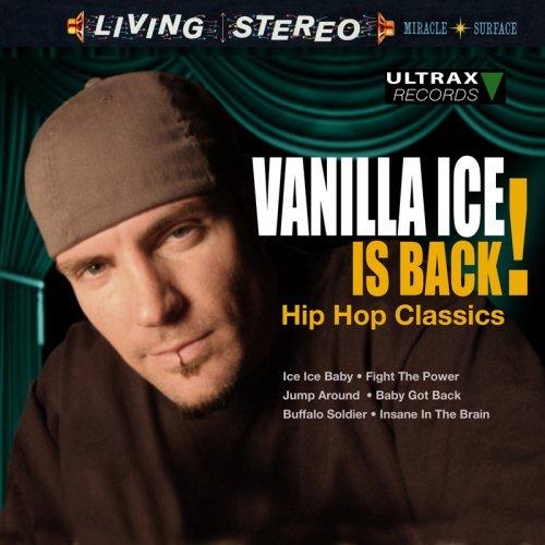 (rap) Vanilla Ice Is Back Hip-Hop Classics 2008 - 2008, MP3 (tracks), VBR 192-320 kbps
